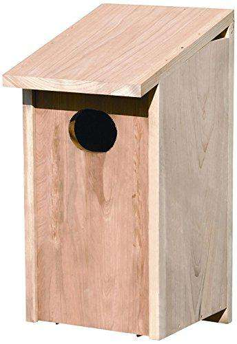 Heartwood Wood Duck Bird House - World of Birdhouses