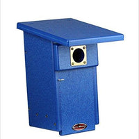 Kettle Moraine Recycled Eastern Bluebird House♻️