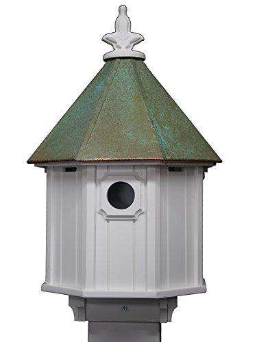 NC Birdguy Octagon PVC Bird House