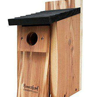 Homestead Essentials Cedar Bluebird House