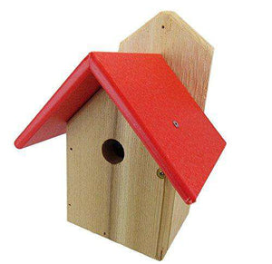 Nature Products Chickadee/Wren Birdhouse♻️