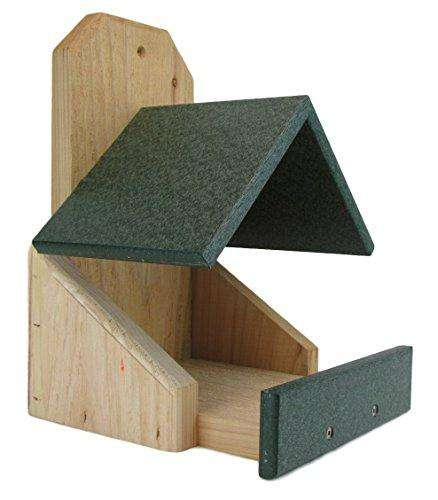 JCs Wildlife Cedar Robin Roost Birdhouse ♻️?? - World of Birdhouses