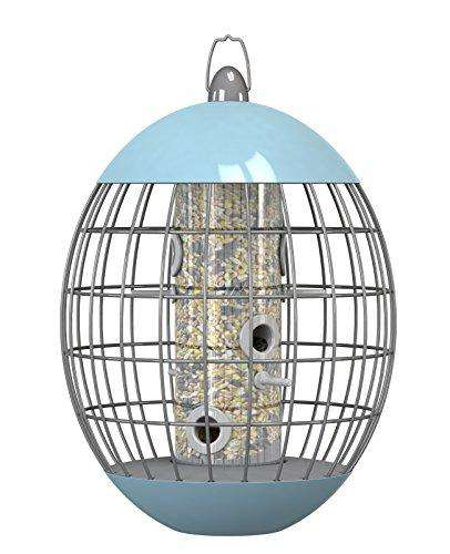 The Nuttery Eclipse Seed Feeder - World of Birdhouses