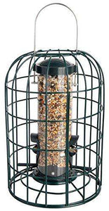 Esschert Design Squirrel Proof Feeder - World of Birdhouses
