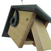 Nature Products Cedar & Recycled Wren Birdhouse♻️