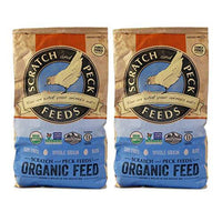 Scratch and Peck Feeds Organic Layer Feed 25-lb (2-Pack)
