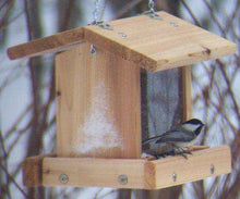 Stovall Extra Small Hanging Hopper Feeder - World of Birdhouses