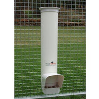Royal Rooster Chicken Poultry Feeder with Rain Cover  6.5 lbs