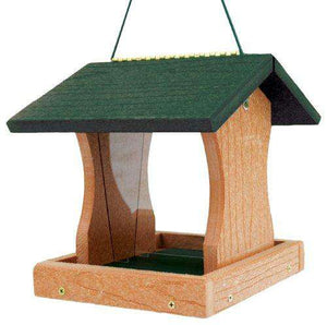 Woodlink Going Green Medium Premier Bird Feeder♻️ - World of Birdhouses
