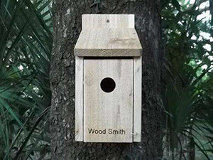 Wood Smith Bird House