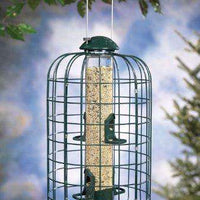 Stokes Squirrel Proof Bird Feeder - World of Birdhouses