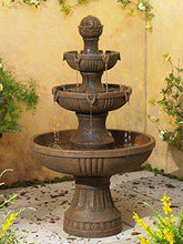 "Ravenna Italian 43"" High Fountain by John Timberland"