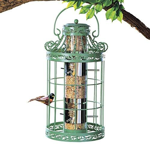 Collections Etc Springtime Hanging Bird Feeder