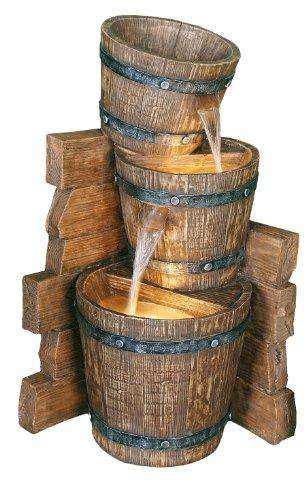 Bond Manufacturing Lazy Days II 27.5 inch Rustic Western Fountain