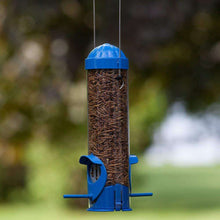 Woodstream 2 Port Dried Mealworm Tube Bird Feeder