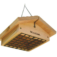 WoodLink Cedar Bottom Suet Feeder