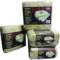 Petmate Precision Pet Excelsior Nesting Pads Chicken Bedding Package of 10