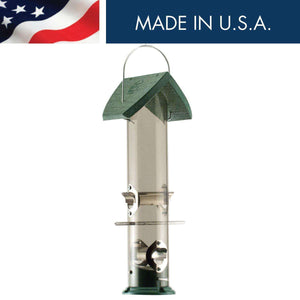 Audubon Going Green Tube Mixed Seed Feeder♻️