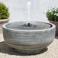 Qualife Solar Water Fountains