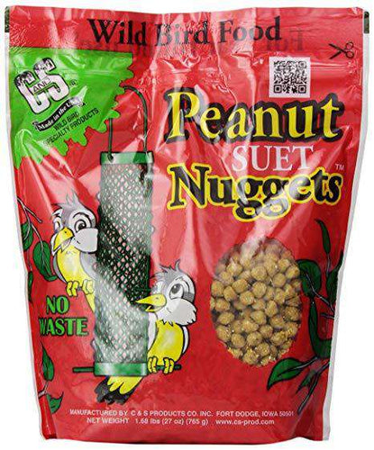 C&S Peanut Nuggets, Pack of 6 🚛