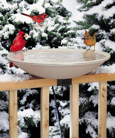 Deck Mounted Heated Bath with 50' Lock N Dry Cord