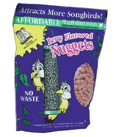 C&S Berry Flavored Nuggets, Pack of 6