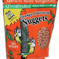 C&S Orange Flavored Nuggets, Pack of 6