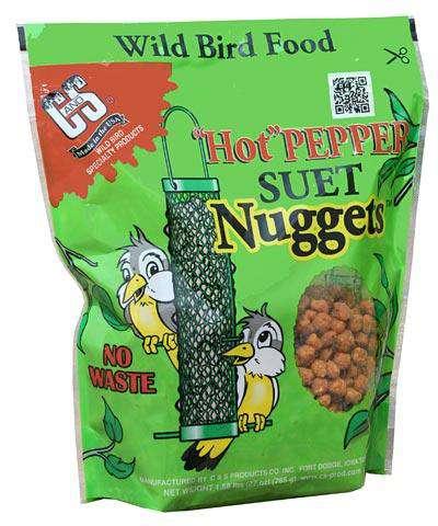 C&S Hot Pepper Nuggets, Pack of 6 🚛