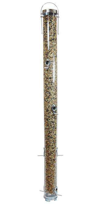 Droll Yankees Wicked Tall Bird Feeder - World of Birdhouses