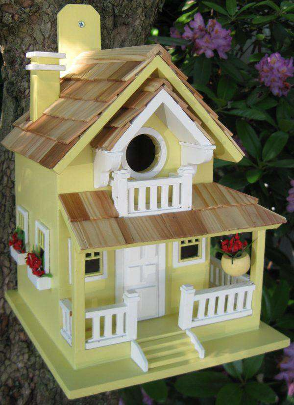 Stylish Birdhouse - World of Birdhouses