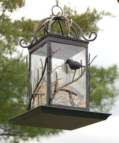 Heath Black Forest Bird Feeder? - World of Birdhouses