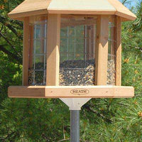 Heath Le Grande Gazebo Combo? - World of Birdhouses