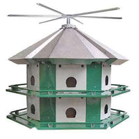 Nature House Mini-Castle Safety System with Pole, 12 Room? - World of Birdhouses
