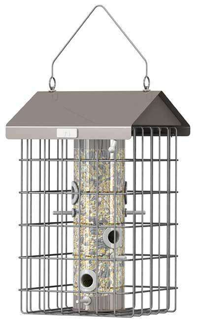 The Nuttery Hotel Seed Feeder - World of Birdhouses
