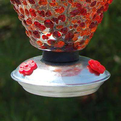 Parasol Replacement Feeding Gondola for Dew Drops - World of Birdhouses