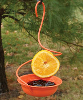 Woodlink Oriole Feeder, Orange