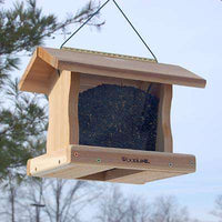 Woodlink Professional Series Premier Cedar Bird Feeder🚛 - World of Birdhouses