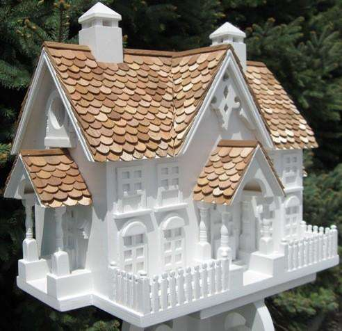 Wrension Birdhouse - World of Birdhouses