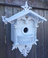 Cuckoo Cottage Birdhouse For Bluebirds? - World of Birdhouses