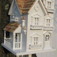 Victorian Manor Birdhouse - World of Birdhouses