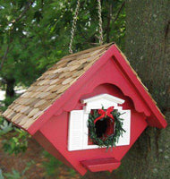 Christmas Wren Cottage - Red🚛