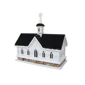 Star Barn Birdhouse - World of Birdhouses