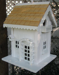Arbor Cottage Birdhouse.