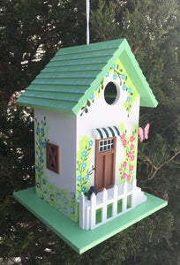 Butterfly Cottage Birdhouse? - World of Birdhouses