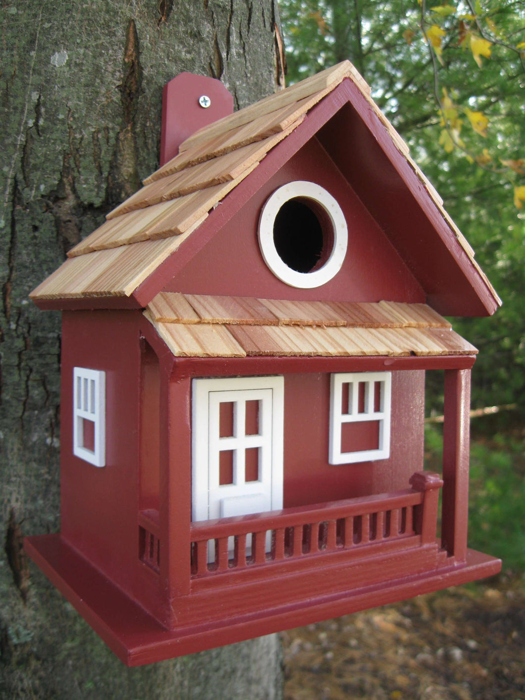 Little Cabin Birdhouse. - World of Birdhouses