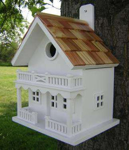 Chalet Birdhouse - World of Birdhouses
