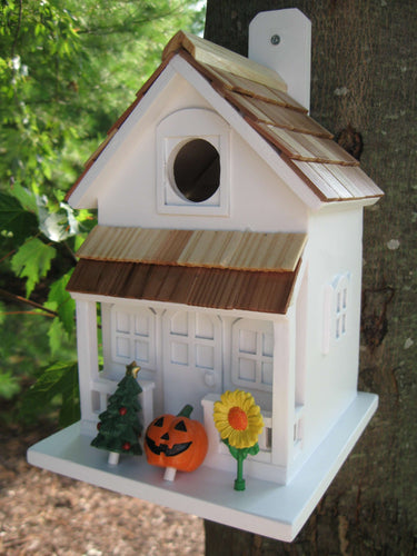 Little Season's Tweetings Birdhouse - World of Birdhouses