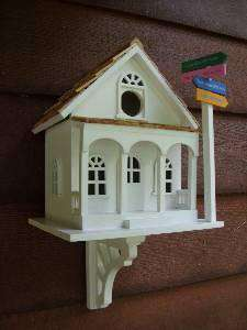 Sign Post Birdhouse - World of Birdhouses