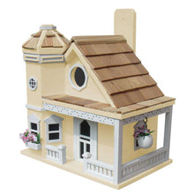 Flower Pot Cottage Birdhouse ? - World of Birdhouses