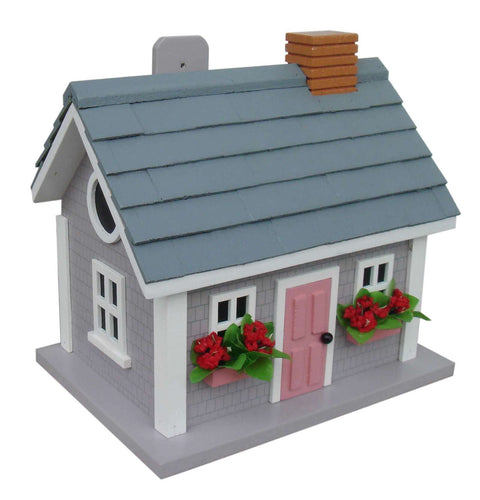 Vineyard Cottage (Grey) - World of Birdhouses